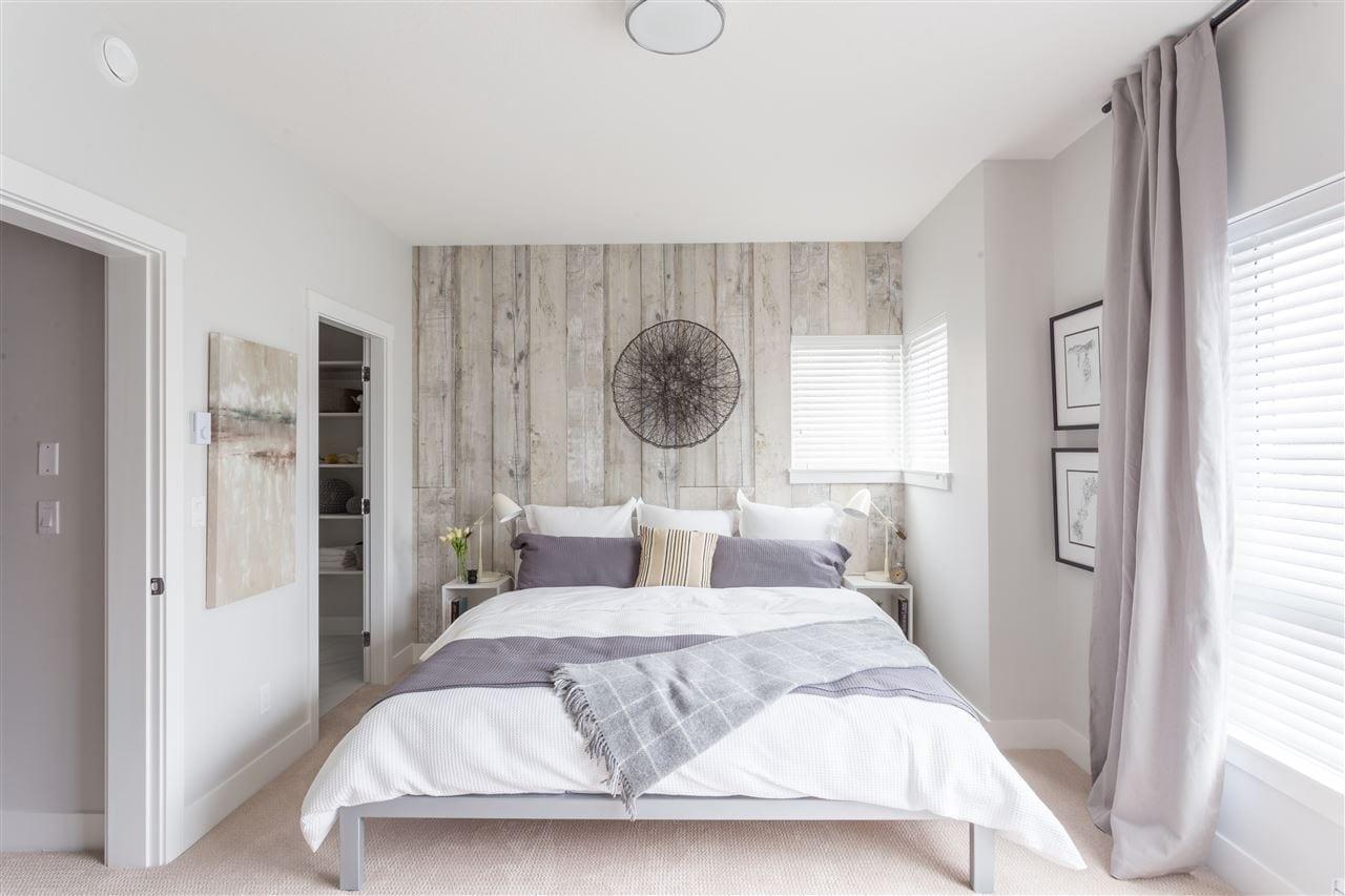 Master Bedroom Staging